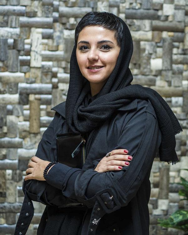 عکس و بیوگرافی مهسا گلی علافر