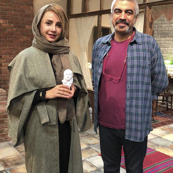بیوگرافی سروش صحت و شبنم قلی خانی