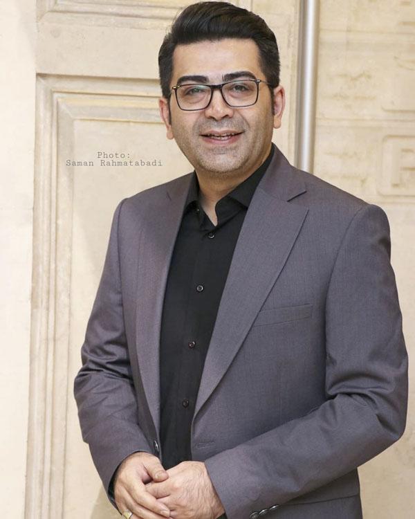 عکس و بیوگرافی فرزاد حسنی
