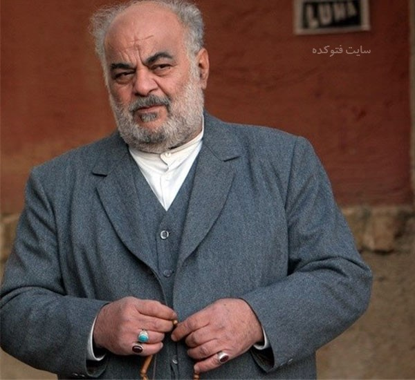 بیوگرافی عباس امیری بازیگر نقش کاهن اعظم معبد آمون