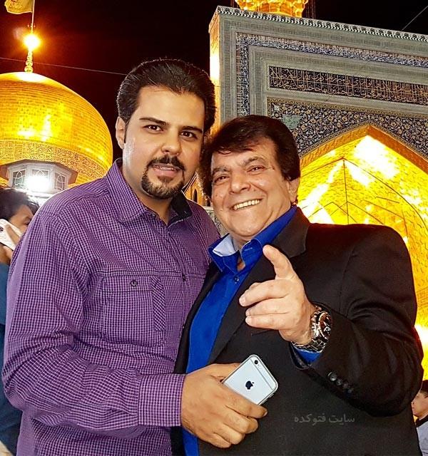 عکس های عباس قادری و پسرش شهرام + بیوگرافی کامل