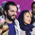 بیوگرافی عباس غزالی و همسرش + عکس خانوادگی