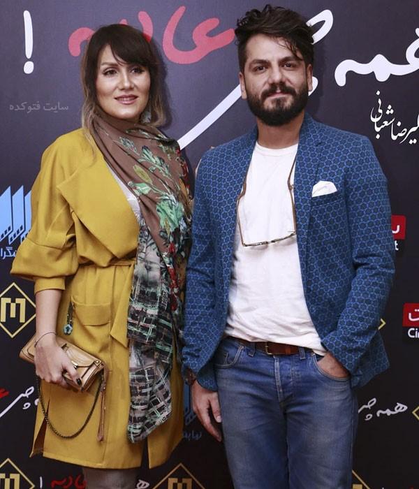 همسر عباس غزالی کیست + عکس و بیوگرافی