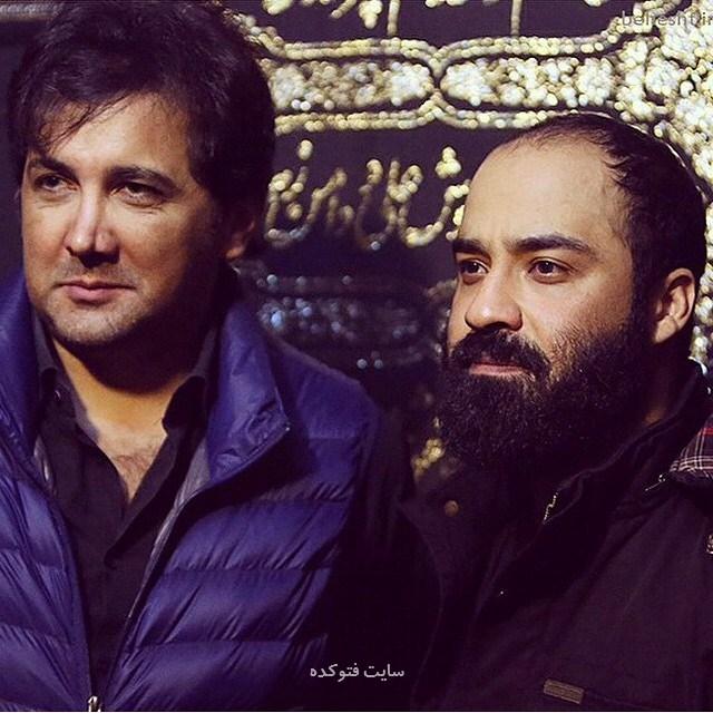 عکس عبدالرضا هلالی و حسام نواب صفوی + زندگینامه کامل و دستگیری هلالی
