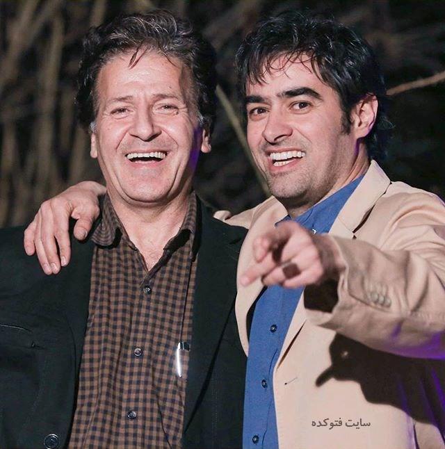 عکس ابوالفضل پورعرب و شهاب حسینی + بیوگرافی کامل
