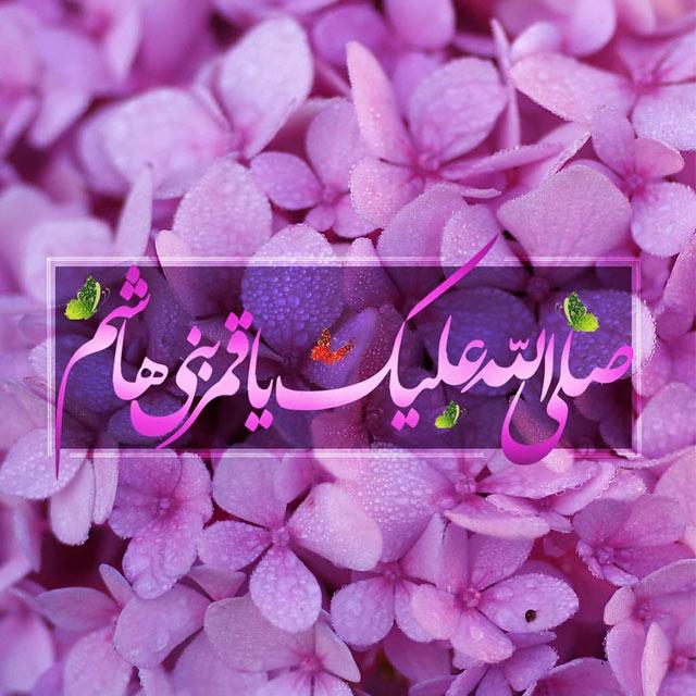 عکس تبریک ولادت حضرت ابوالفضل برای پروفایل
