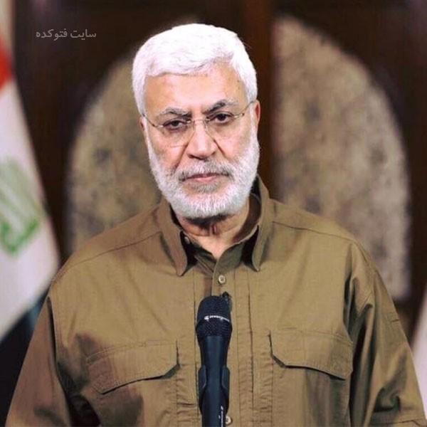 بیوگرافی ابومهدی المهندس فرمانده حشد شعبی