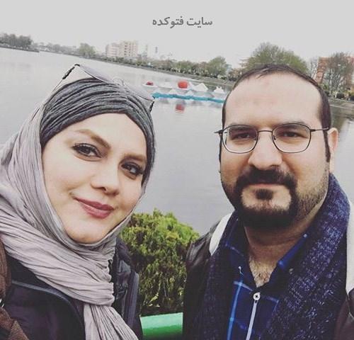 عکس نرگس آبیار و همسرش محمدحسین قاسمی + بیوگرافی کامل