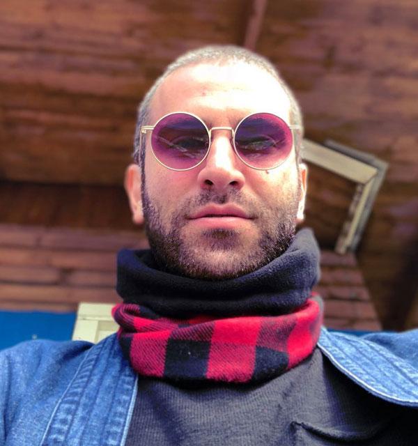 بازیگران مرد آذر 97 هوتن شکیبا + بیوگرافی