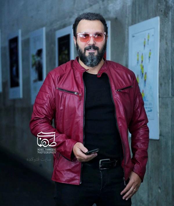 عکس های بازیگران در آذر 97 کامبیز دیرباز + بیوگرافی