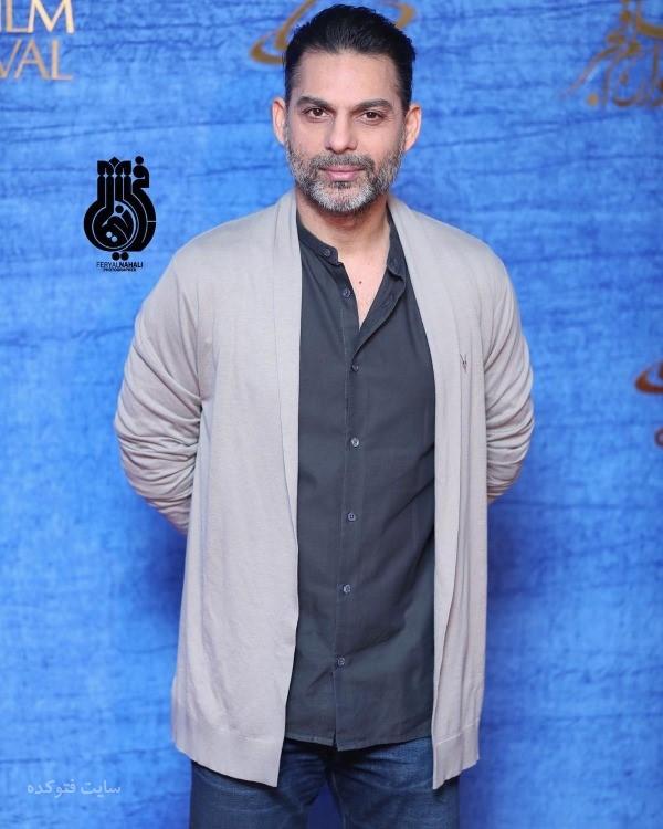 مدل لباس بازیگران مرد در جشنواره فجر 97