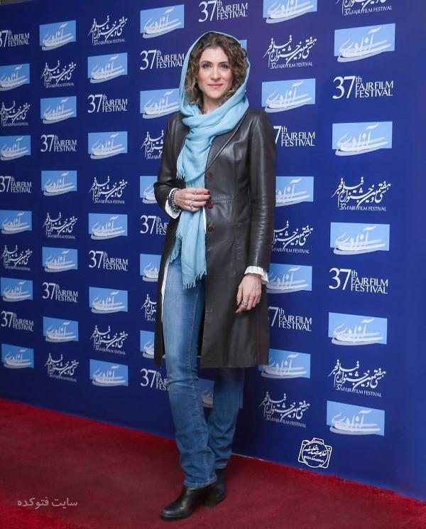 مدل مانتو بازیگران در جشنواره فجر 97