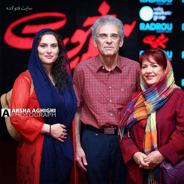 خانواده کامکار در عکس خانوادگی هنرمندان ایرانی 98