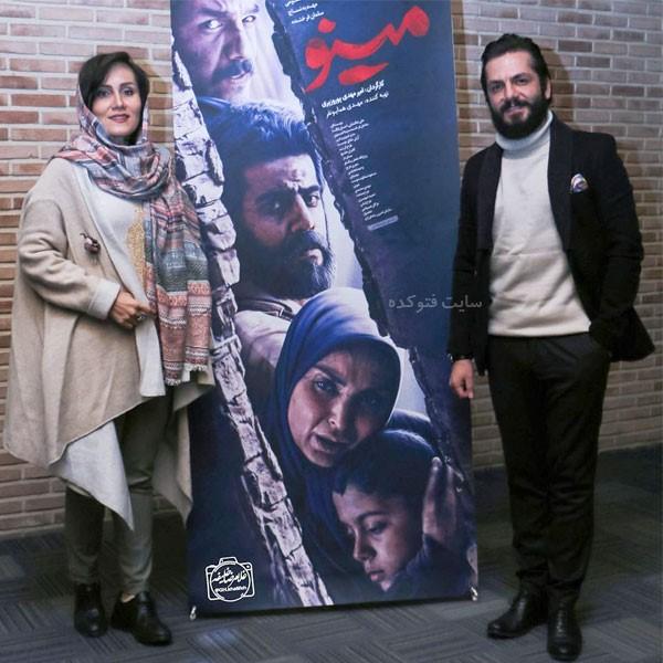 بیوگرافی بازیگران و همسرانشان 97 با عکس