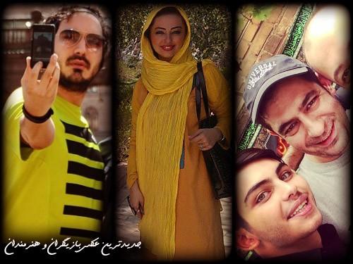 عکس بازیگران ایرانی شهریور 93