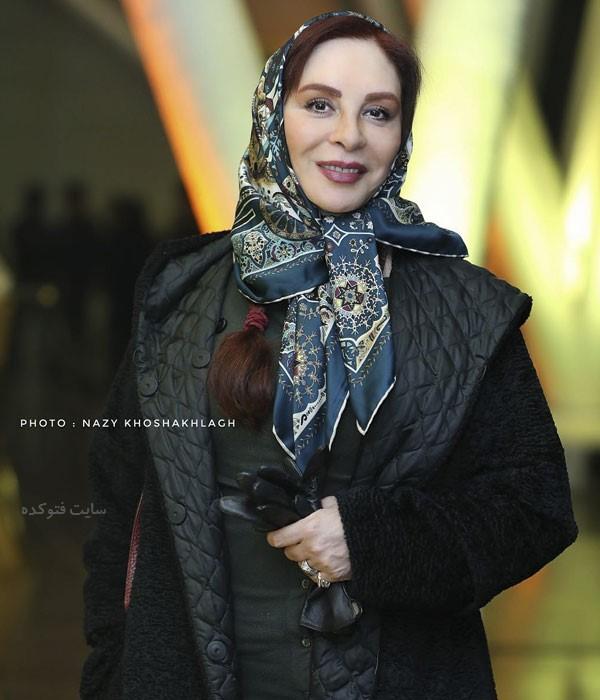 بازیگران در دی ماه 97 افسانه بایگان + بیوگرافی