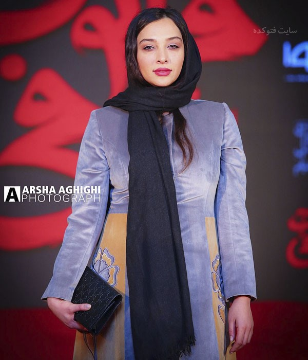 عکس بازیگران زن دی 97 آناهیتا درگاهی + بیوگرافی