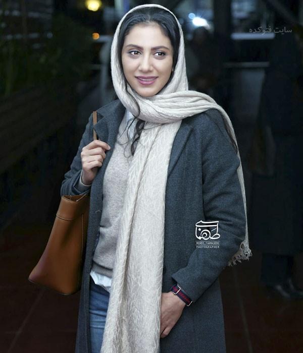 عکس های بازیگران ایرانی دی 97 مونا فرجاد