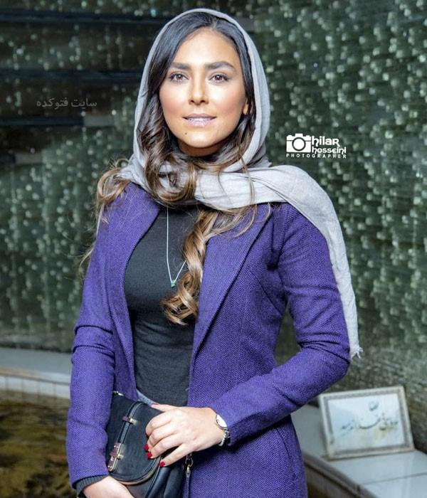 عکس بازیگران زن دی 97 هدی زین العابدین