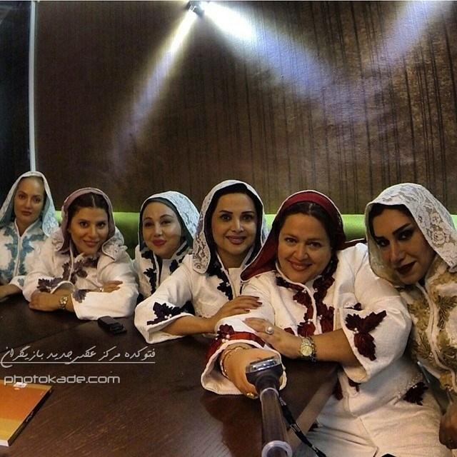 عکس زنان شکسپیری : بهاره رهنما - کمد امیرسلیمانی -بهنوش بختیاری - سحر دولتشاهی - مهناز افشار