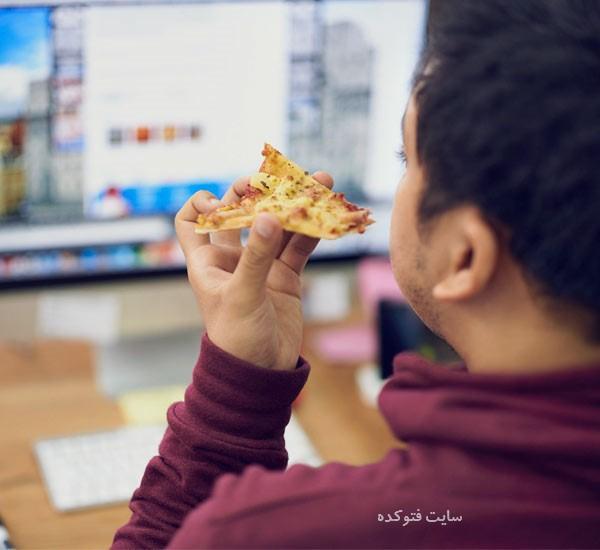 اصلاح عادت های بد غذایی ایرانیان چیست