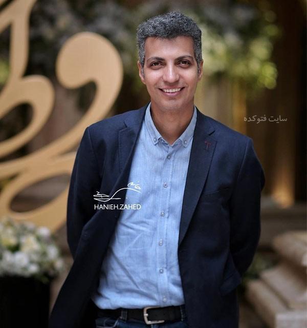 عکس و بیوگرافی عادل فردوسی پور مجری برنامه نود