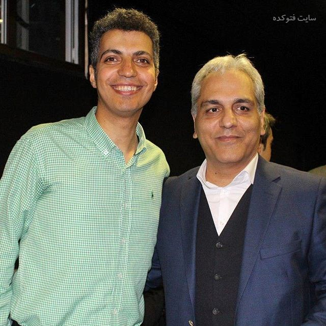 عکس عادل فردوسی پور و مهران مدیری + بیوگرافی کامل
