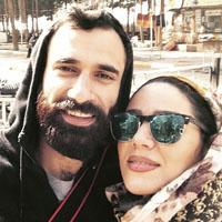 عادل غلامی و همسرش با عکس و بیوگرافی