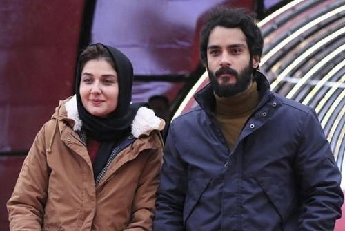 دل نوشته ساعد سهیلی برای همسرش گلوریا هاردی