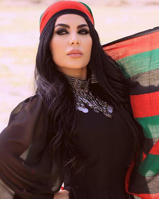 عکس و بیوگرافی آریانا سعید خواننده افغانی