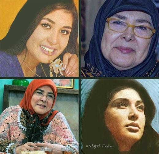 آفرین عبیسی قبل و بعد انقلاب اسلامی