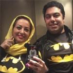 عکس همسر بازیگران ایرانی با اسم