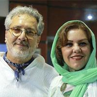 بیوگرافی افسانه چهره آزاد و همسرش شاهرخ فروتنیان