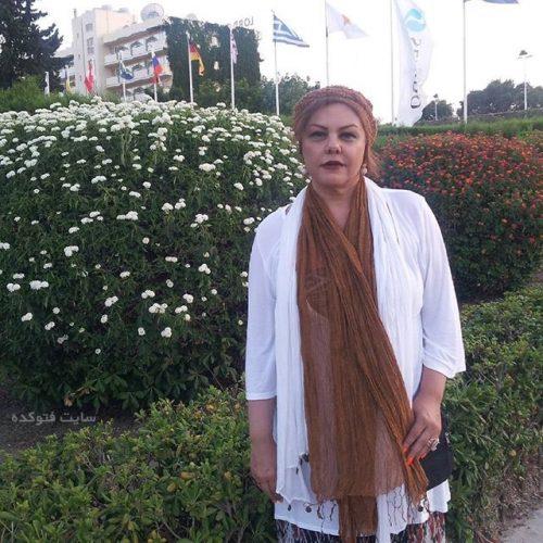 عکس خفن افسانه چهره آزاد + زندگینامه
