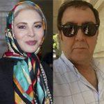 بیوگرافی افسانه بایگان و همسرش مصطفی شایسته با عکس
