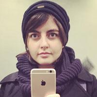 عکس و بیوگرافی افسانه کمالی بازیگر زن جدید + زندگی شخصی