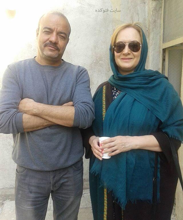 عکس و بیوگرافی افسانه ناصری و سعید آقاخانی