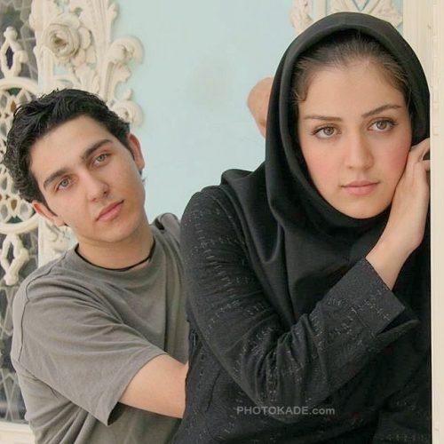 عکس افسانه پاکرو و محمدرضا غفارمنش در سریال رویای خیس