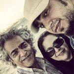بیوگرافی افسر اسدی و همسرش اصغر همت + خانواده و زندگی