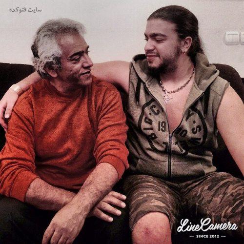 عکس اصغر همت و پسرش هامون + بیوگرافی کامل