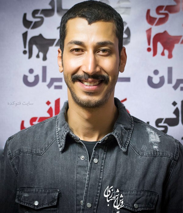 بهرام افشاری بازیگر + بیوگرافی و زندگی شخصی