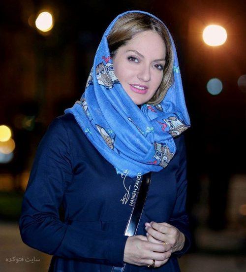 عکس مهناز افشار + بیوگرافی زندگی شخصی و همسر اولش