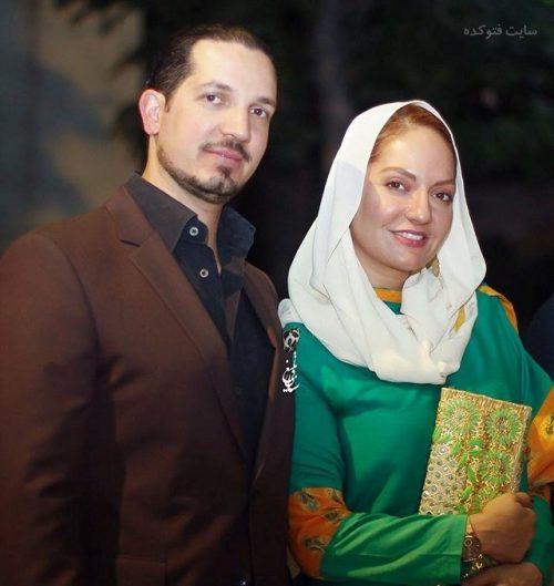 عکس مهناز افشار و همسرش یاسین رامین + ازدواج و جنجال ها