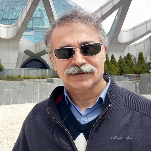 عکس و بیوگرافی افشین نخعی بازیگر