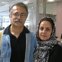 بیوگرافی افشین نخعی و همسرش ندا میقانی + زندگی شخصی