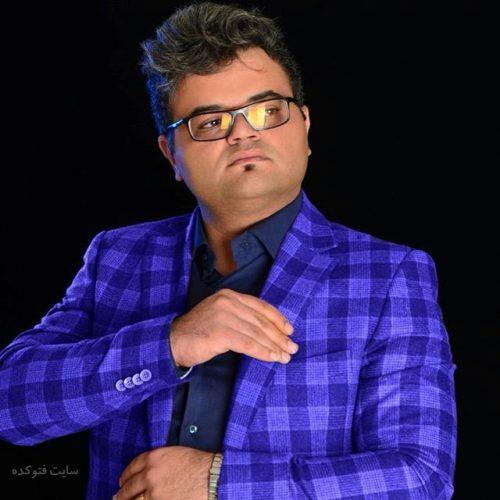 عکس و بیوگرافی کامل افشین آذری