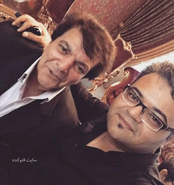 Afshin Azari و عباس قادری