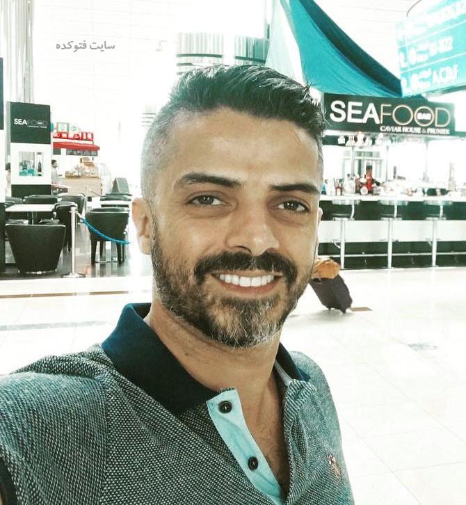 عکس و بیوگرافی افشین خواننده و مادرش