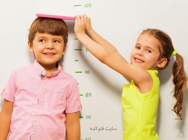 روش های افزایش قد در نوجوانی