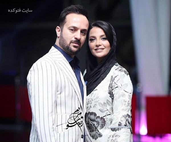 بیوگرافی احمد مهرانفر و همسرش مونا فائزپور با عکس جدید